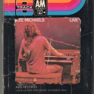 Lee Michaels - LIVE 1973 A&M A19B 8-track tape