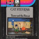 Cat Stevens - Teaser And The Firecat 1971 A&M AC3 8-track tape