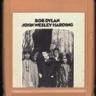 Bob Dylan - John Wesley Harding 1967 CBS TC8 A39 8-track tape