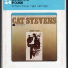 Cat Stevens - Cat's Cradle 1977 CRC LONDON AC3 8-track tape