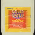 Solid Gold - Various Original Artists & Hits 1977 RONCO A44 8-track tape