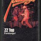 ZZ Top - Fandango 1975 WB C9 Cassette Tape