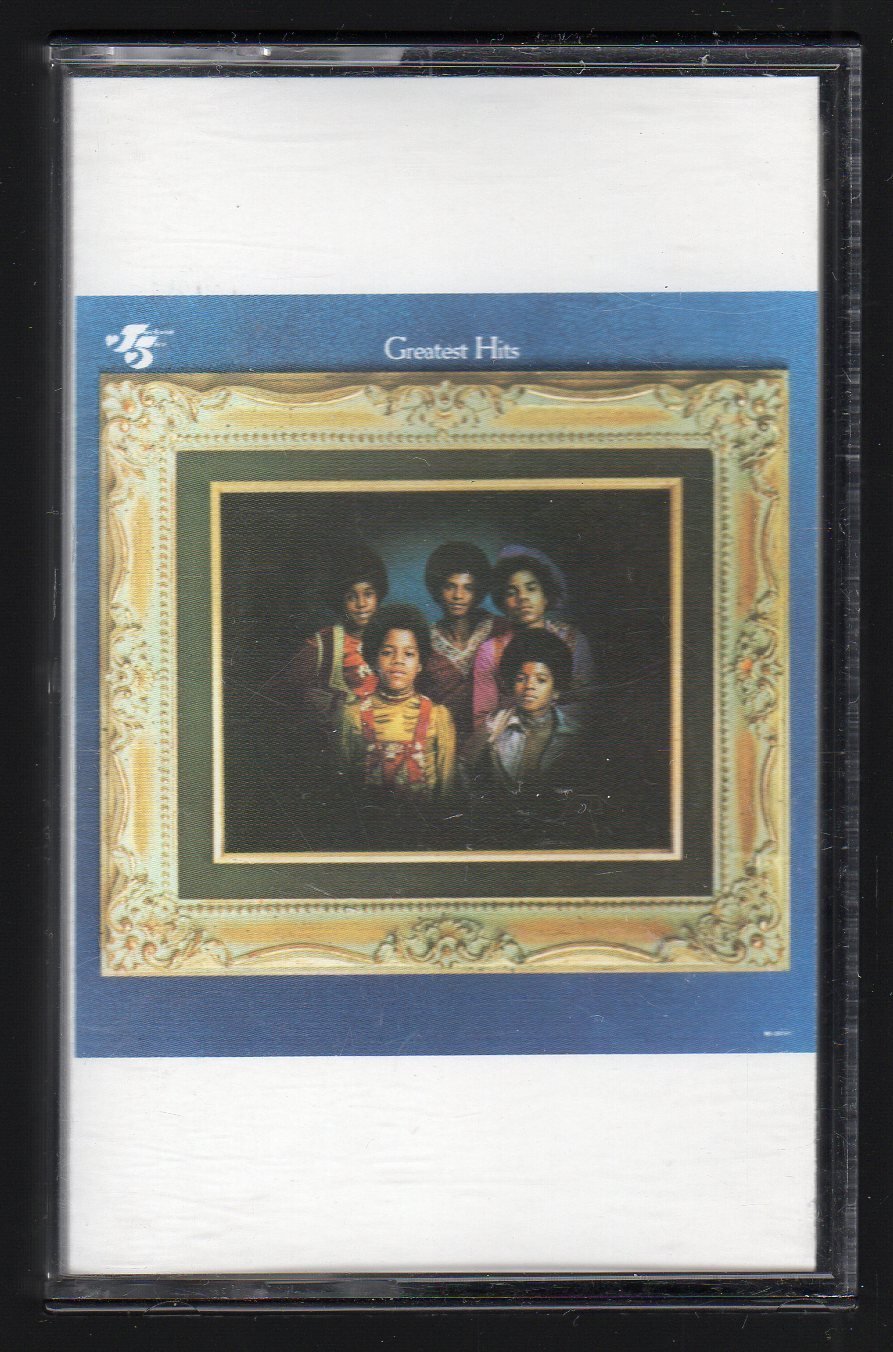 The Jackson Five - The Jackson 5 Greatest Hits 1971 CRC MOTOWN C9 Cassette Tape