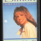 Carly Simon - Greatest Hits Live 1988 ARISTA C9 Cassette Tape
