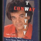 Conway Twitty - Greatest Hits 1996 PDC Sealed C9 Cassette Tape