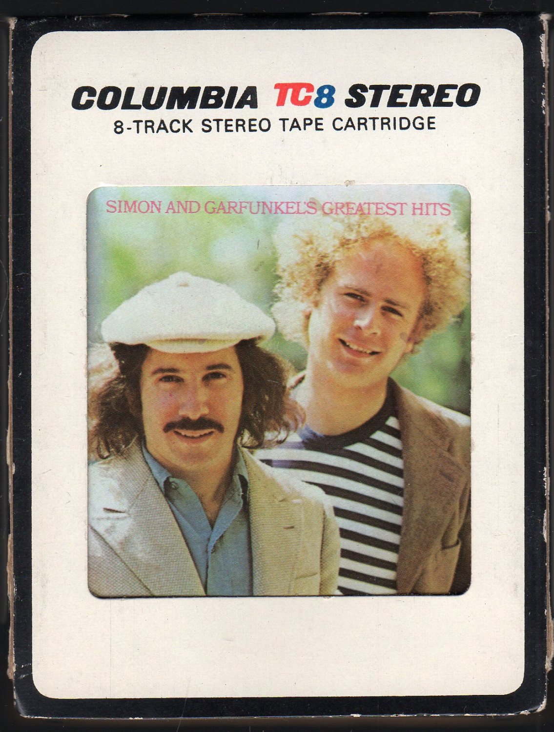 Paul Simon And Art Garfunkel - Simon & Garfunkel's Greatest Hits 1972 TC8 A6 8-track tape