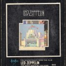 Led Zeppelin - The Song Remains The Same Soundtrack 1976 SWAN SONG Double Play AC2 8-track tape
