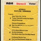 Waylon Jennings - Jewels 1968 RCA A2 8-track tape