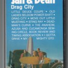 Jan & Dean - Drag City 1987 CAPITOL C7 Cassette Tape