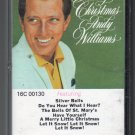 Andy Williams - Merry Christmas 1965 CBS C9 Cassette Tape
