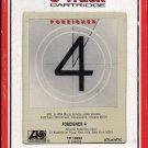 Foreigner - Foreigner 4 1981 RCA WB A18E 8-track tape