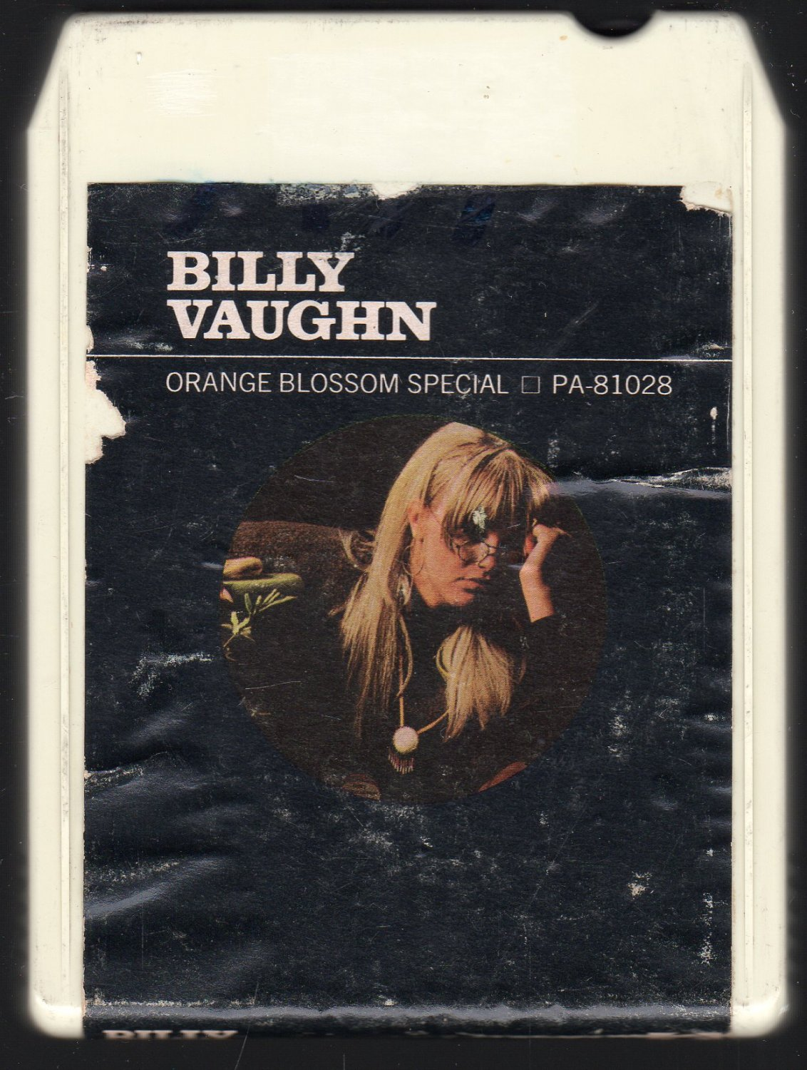 Billy Vaughn - Orange Blossom Special 1960 PARAMOUNT Re-issue A19B 8-track tape