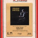 Johnny Rivers - Golden Hits 1966 RCA UA Re-issue 8-track tape