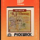 B.J. Thomas - The Best Of B.J. Thomas 1978 PICKWICK A18F 8-track tape
