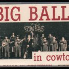 Mel Tillis and The Statesiders - Big Balls In Cowtown 1988 RADIO Sealed C3 Cassette Tape