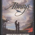 Always - Motion Picture Soundtrack 1990 MCA C3 Cassette Tape