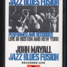 John Mayall - Jazz Blues Fusion Live 1972 POLYDOR C12 Cassette Tape