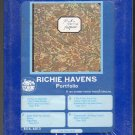 Richie Havens - Portfolio 1973 GRT STORMY Sealed A14 8-track tape