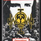 Queensryche - Operation Mindcrime 1988 EMI C12 Cassette Tape