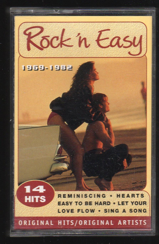 Rock 'n Easy -  1969-1982 Various Soft Rock 1997 EMI C12M Cassette Tape