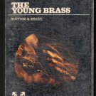 The Young Brass - Rhythm And Brass 1968 PARAMOUNT C12 Cassette Tape