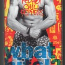 Red Hot Chili Peppers - What Hits 1992 EMI C12 Cassette Tape