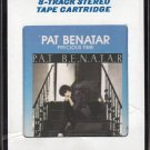 Pat Benatar - Precious Time 1981 CRC CHRYSALIS A7 8-track tape