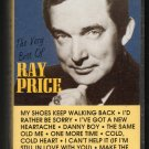 Ray Price - The Very Best Of Ray Price Vol 2 1992 HEARTLAND C13 Cassette Tape