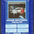 Keane Brothers - Taking Off 1979 GRT ABC Sealed A48 8-track tape