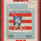 Pacific Overtures - Original Broadway Cast Recording 1976 RCA Sealed AC5 8-track tape