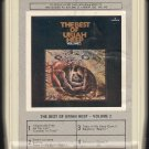 Uriah Heep - The Best Of Uriah Heep Volume 2 1972 MERCURY CNDN AC5 8-track tape