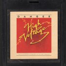 High Voltage - Various Artists Soft Rock 1981 K-TEL A50 8-track tape