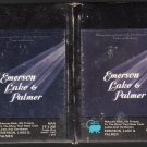Emerson, Lake & Palmer - Welcome Back, My Friends 1974 ATLANTIC Part 1&2 T8 8-track tape