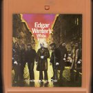 Edgar Winter - Edgar Winter's White Trash 1970 EPIC A11Z 8-track tape