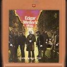 Edgar Winter - Edgar Winter's White Trash 1970 EPIC A11Z 8-track tape