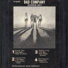 Bad Company - Burnin' Sky 1977 WB AC2 8-track tape