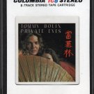 Tommy Bolin - Private Eyes 1976 CBS T4 8-track tape