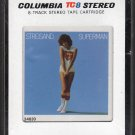 Barbra Streisand - Streisand Superman 1977 CBS Sealed A47 8-track tape