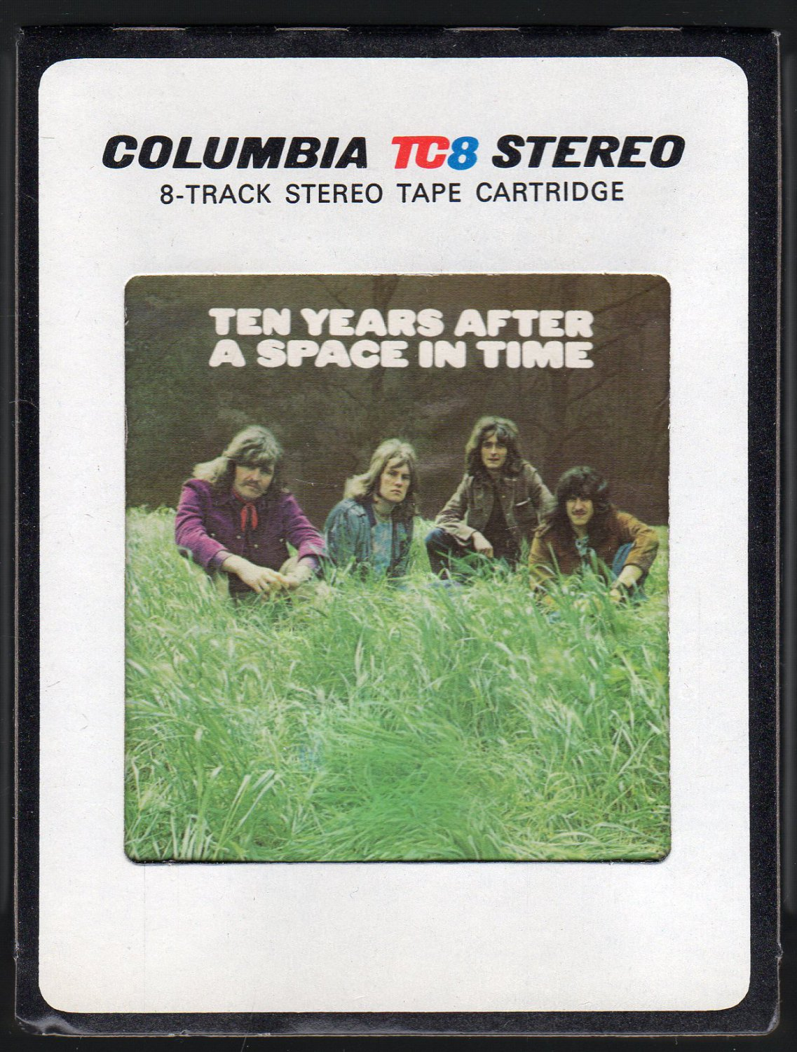 Ten Years After - A Space In Time 1971 CBS A47Z 8-track tape