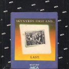 Lynyrd Skynyrd - Skynyrd's First And... Last 1978 MCA A22Z 8-track tape