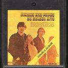 The Mamas And Papas - 20 Golden Hits 1973 CRC DUNHILL A22 8-track tape
