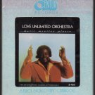 Love Unlimited Orchestra - Music Maestro Please 1975 20CENTURY Sealed T3 8-track tape