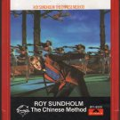Roy Sundholm - The Chinese Method 1979 POLYDOR A16 8-track tape