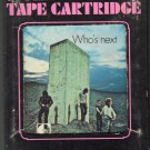 The Who - Who's Next 1971 DECCA A16Z 8-track tape