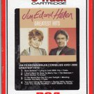 Jim Ed Brown / Helen Cornelius - Greatest Hits 1981 RCA A12 8-track tape