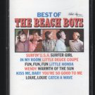 The Beach Boys - Best Of The Beach Boys 1966 CRC CAPITOL Re-issue C9 Cassette Tape