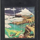 The Marshall Tucker Band - A New Life 1974 CAPRICORN A16Y 8-track tape