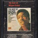 Wilson Pickett - The Best Of Wilson Pickett 1967 ATLANTIC A16Z 8-track tape