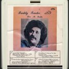 Freddy Fender - Love Me Tender 1974 CRAZY CAJUN A16X 8-track tape