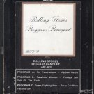 Rolling Stones - Beggars Banquet 1968 ABKCO A35Z 8-track tape